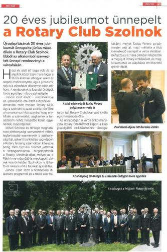 Presztizs Magazin cikk