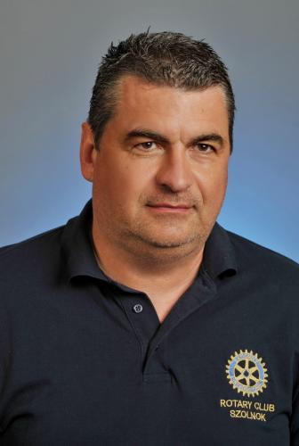 Gávris Szabolcs - Klubbővítési felelős